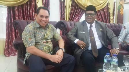 Soal Dukungan Bakal Calon Bupati Fakfak, Begini Isyarat Ketua DPD Golkar Fakfak