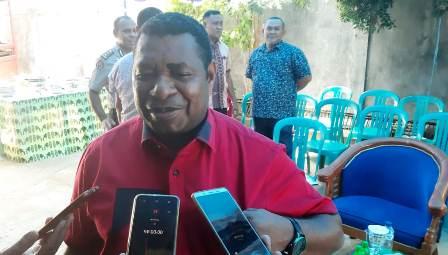 Bupati Manokwari Tegaskan Bantuan untuk Korban Kerusuhan 19 Agustus Harus Tepat Sasaran