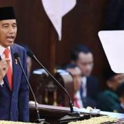 Pelantikan Presiden, Jokowi Ingin PDB Capai 7 Triliun Dolar AS di 2045