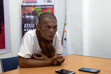 Pura-pura Mati, Erizal Selamat dari Kerusuhan di Wamena, Ponakannya Meninggal
