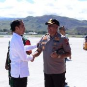 Jenderal Asal Papua Siapa yang Akan Jadi Jenderal Bintang Tiga, Ini Penjelasan Presiden Joko Widodo
