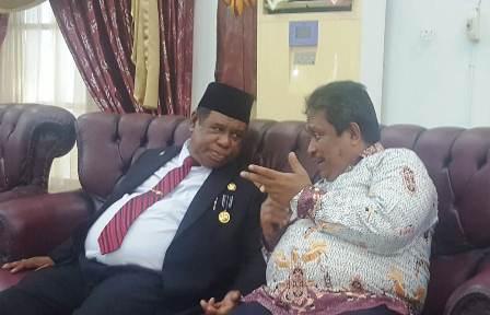 Setelah Dilantik Menjabat Sekda Ali Baham Fokus Urus Pemerintahan