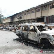 Kerusuhan Wamena, Bupati : 1.010 Rumah, Kantor dan Kendaraan Dibakar