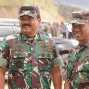 Dandim Sambut Kedatangan Presiden RI di Pegunungan Arfak, Berapa Jumlah Pasukan Pengamanan?