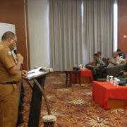 Melalui Asisten III,  Gubernur Papua Barat Pesan PWI Tingkatkan Kemampuan Wartawan