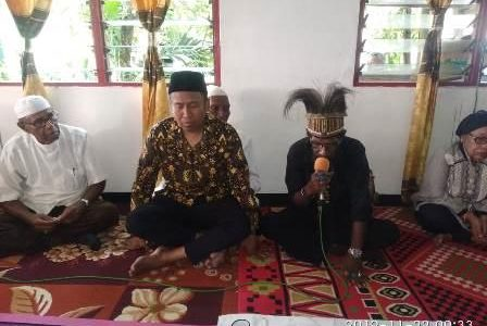 Menuju Pilkada Fakfak, Chairudin Pawiloy Dinobatkan Marga Namudad