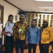 Delegasi Parlok Papua Bersatu Temui Pansus Papua DPD RI