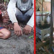 Polisi Tangkap Pembuat Minuman Cap Tikus di Susweni Manokwari