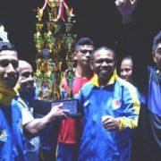 Tangguh, Lagi NTT Juara Umum Kejurnas Tinju PPLP di Manokwari