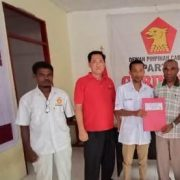 Gerindra Buka Pendaftar, Tujuh Bakal Calon Bupati dan Wakil Bupati Ambil Formulir