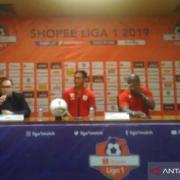 Pelatih Jacksen F Tiago Puas Saat Penampilan Persipura Lawan Persija