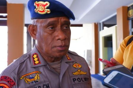 Dansat Brimob: Anggota Polisi Asli Papua Harus Lebih Baik, Saya akan Kumpulkan Mereka