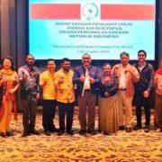 Bahas Masalah Papua, Pansus Papua DPD RI Dialog Bersama LIPI, UI dan Bappenas