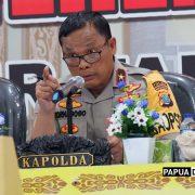 Kapolda Papua Barat  Minta Masyarakat  Ikut Awasi Kinerja Polisi