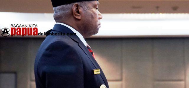 Harapan Gubernur, Pimpinan DPR Papua Barat Dapat Bekerjasama dengan Pemerintah