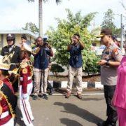 Resmi Jabat Kapolda Papua Barat,  Hari Ini Brigjen Tornagogo Jadi Irup Perdana