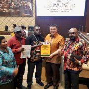 Rico Sia Harap Pemekaran Provinsi Papua Barat Daya Dipercepat