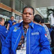 """Ketua Demokrat Fakfak Daulat Dukungan Partai Lambang Mercy Mengarah Ke Bakal Paslon """"SADAR"""""""