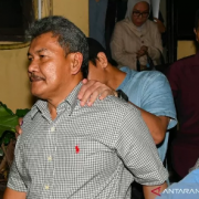 Polisi Tahan Wakil Bupati OKU Karena Korupsi Lahan Kuburan