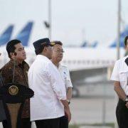 Presiden Minta Terminal 4 Bandara Soekarno-Hatta Segera Dibangun