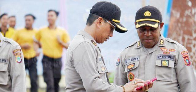 Tim Resmob Tangkap Satu Persatu Anggota Gengster Begal Paling Menakutkan di Sorong