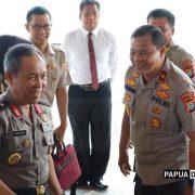 Tim Mabes Polri Mulai Nilai Kelayakan Perubahan Tipe Polda Papua Barat