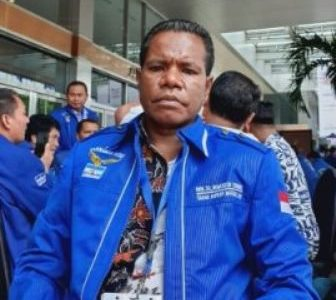 "Jadi Ketua Tim Pemenangan ""SADAR"" di Pilkada 2020, Ketua Demokrat Akan Antarkan Samaun – Cliford Ke Kursi Bupati dan Wakil Bupati Fakfak"