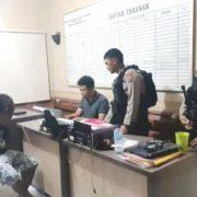 Di Jayapura Seorang Pemuda Bawa Ganja, Ditangkap Polisi