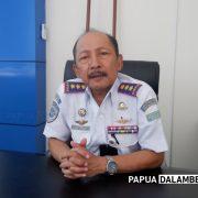 Stabilizer Horizontal Pesawat Batik Air Ditabrak Tangga, Tiga Hari  Diperbaiki di Bandara Rendani Manokwari