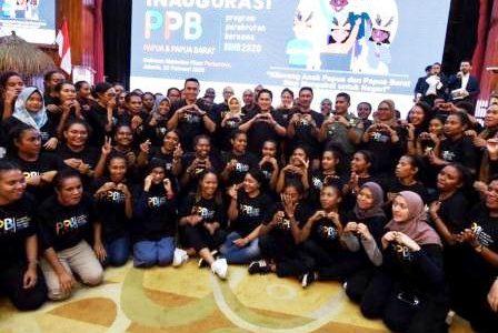 44 Anak Papua dan Papua Barat Rekrutan Pertamina Siap Mengabdi untuk Negeri
