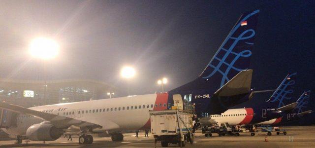 Turut Bantu Cegah Corona, Sriwijaya Air Antarkan Masker & Protective Clothing ke China