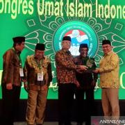 MUI Deklarasikan Sembilan Hasil Kongres Umat Islam Indonesia