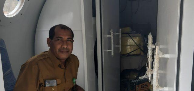 RSUD Karel Sadsuitubun Selangkah Lebih Maju, RS Ketiga di Maluku yang Miliki Ruang Pelayanan Chamber