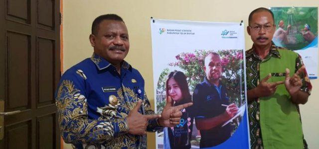Pemkab Teluk BIntuni Dukung Sensus Penduduk 2020 Secara Online dan Wawancara.