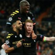 City Catat Kemenangan Penting 2-1 di Kandang Madrid