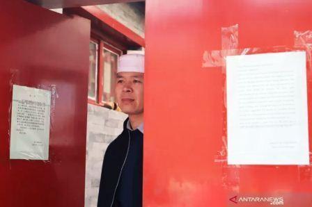 Komunitas Muslim Beijing Sumbang Rp1,7 Miliar Penanggulangan COVID-19