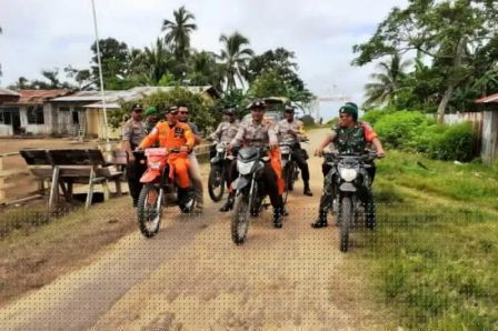 TNI-Polri Gelar Patroli Dialogis Jelang Pilkada Merauke