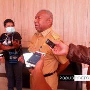 Atasi COVID-19 Ketua Gugus Tugas Papua Barat Terima Masukan IDI Manokwari