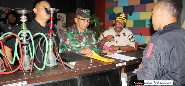 Cegah COVID-19, Tim Gabungan Pastikan Tempat Hiburan Malam di Manokwari Tutup
