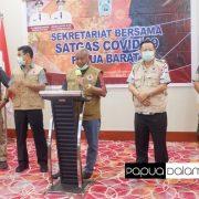 Dua Positif, Satu Meninggal Gubernur Nyatakan Papua Barat Darurat COVID-19