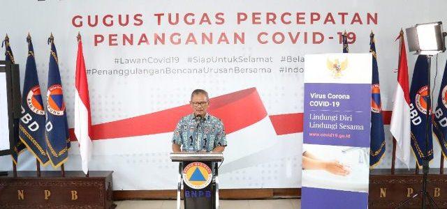 Terbaru: Kasus Positif Covid-19 di Indonesia Jadi 1.285, Papua 9 Kasus, Papua Barat Tidak Bertambah