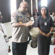 Polda Papua Barat Canangkan Zona Integritas Menuju Wilayah Bebas Korupsi