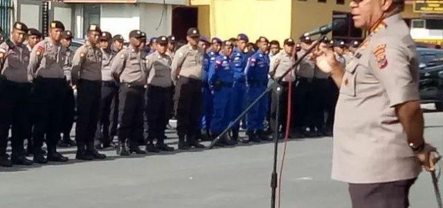 Polisi Rancang Strategi Hadapi KKB di Tembagapura