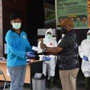 Bupati Instruksikan 13 Point Pencegahan Pandemi COVID-19 di Teluk Bintuni