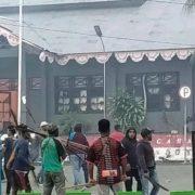 Polisi Tegaskan Situasi Kondusif Pascapembakaran Kantor Bupati Waropen