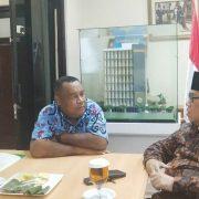 PW DMI Papua Barat Minta DMI Kabupaten  dan Kota Segera Masukan Nama Masjid