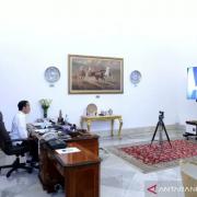 Presiden Jokowi Minta Penerapan Protokol Kesehatan Sederhana COVID-19