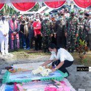 Pesan Gubernur Papua Barat, Masyarakat Maafkan Kesalahan Almarhum Demas Mandacan