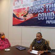 Penerbangan Terbatas 53 Spesimen asal Kota Sorong Belum Terkirim, APD Tertahan di Manokwari