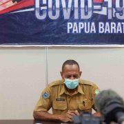 Papua Barat Sembuh 16, Positif Tambah Satu dari Manokwari, Total Diperiksa 1.962 Orang